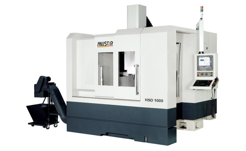Vertical Machining Center HSD series