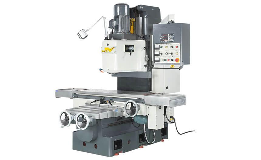 Horizontal Milling Machine >> Bed Type Vertical Milling Machine V520 Series Jiuh Yeh