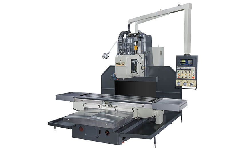 Bed Type Horizontal Milling Machine V series: V850